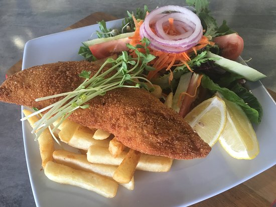Cedar Park Fish and Chips - Townsville Tourism