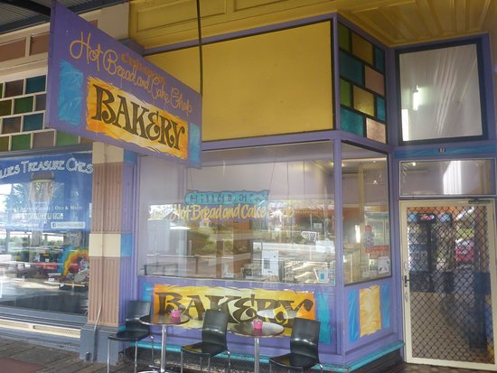 Childers Hot Bread  Cake Shop - Townsville Tourism