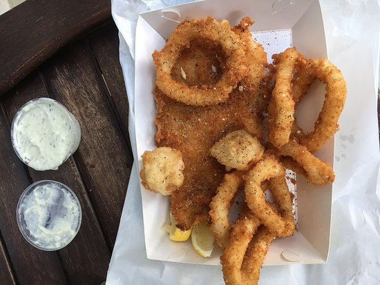 Frying Fish Cafe - Townsville Tourism