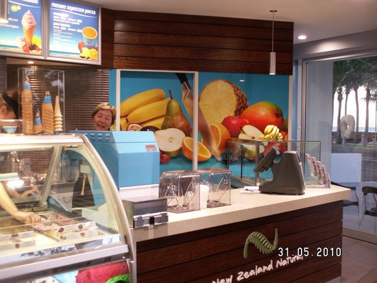 New Zealand Ice Creamery - Townsville Tourism