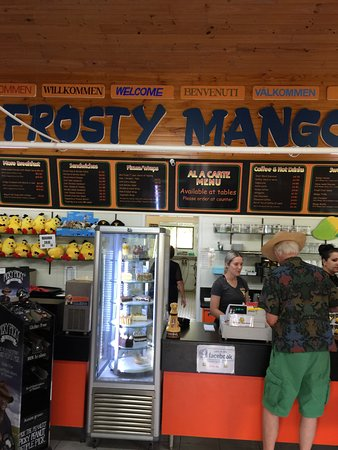 Frosty Mango - Townsville Tourism