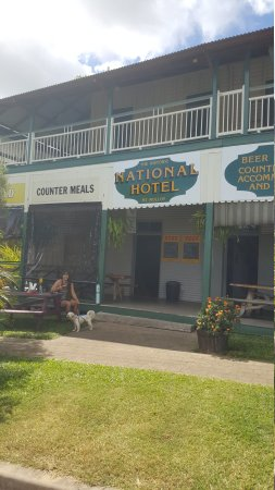 National Hotel - Townsville Tourism