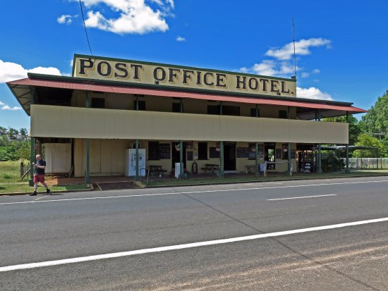 Post Office Hotel - Townsville Tourism