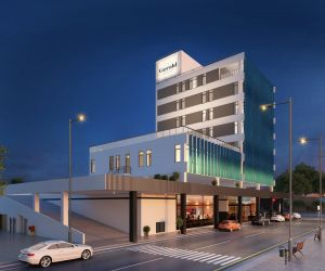 The Gerald Apartment Hotel - Townsville Tourism