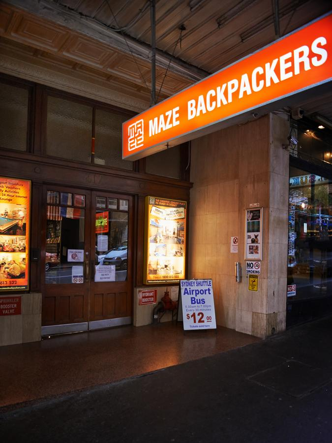 Maze Backpackers - Sydney - Townsville Tourism