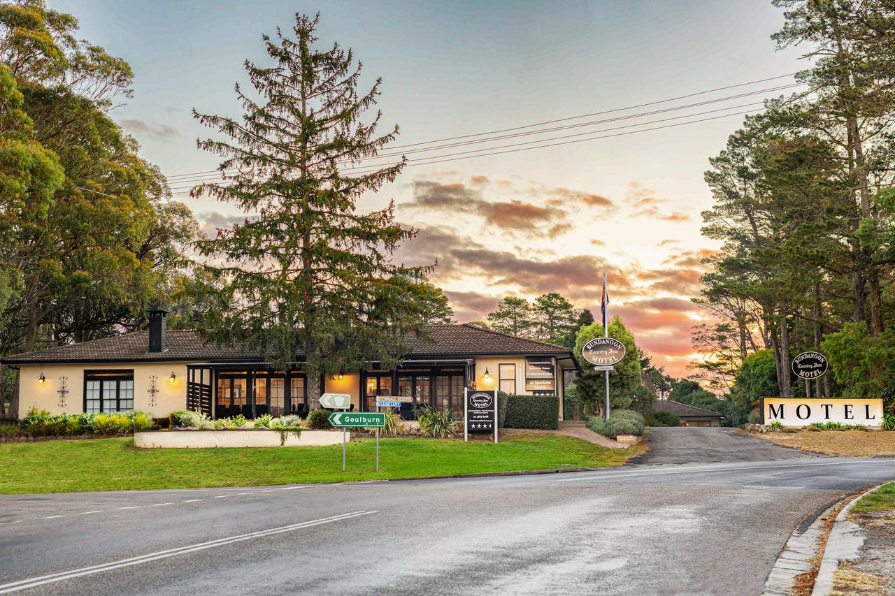 Bundanoon Country Inn Motel - Townsville Tourism