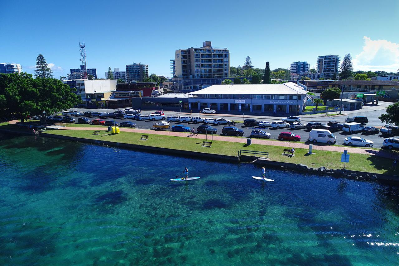 Lakes and Ocean Hotel - Townsville Tourism