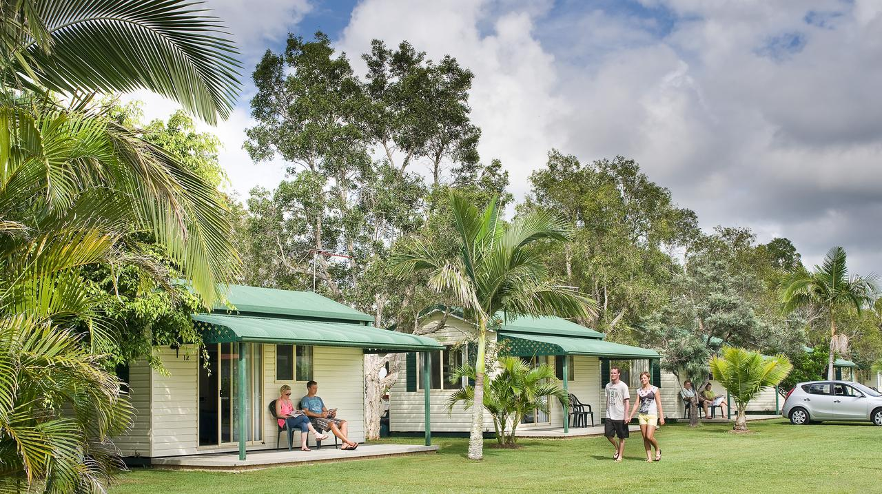 Glen Villa Resort - Townsville Tourism