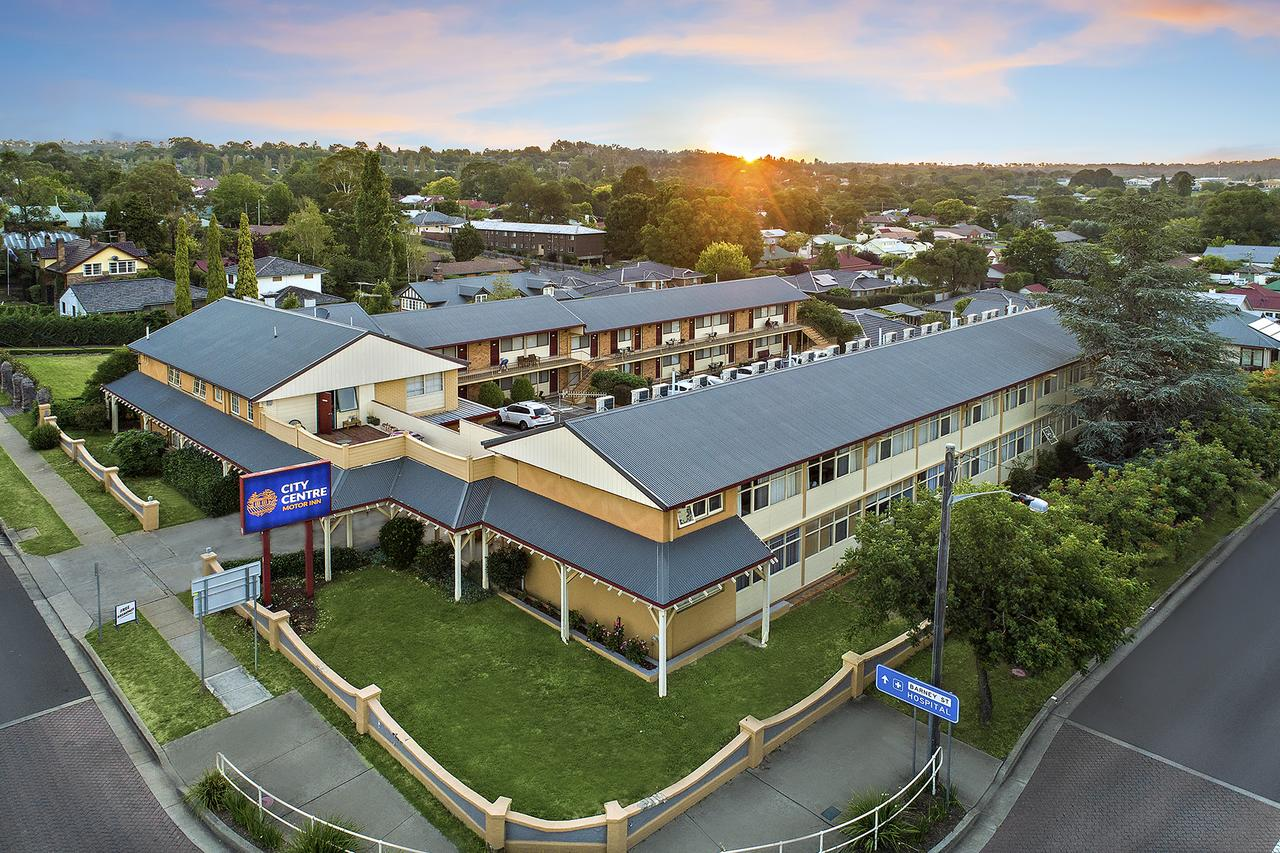 City Centre Motor Inn - Townsville Tourism