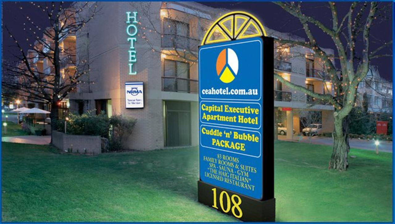 Capital Executive Apartment Hotel - Townsville Tourism
