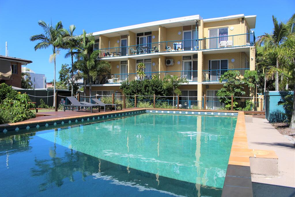 Broadwater Keys Holiday Apartments - Townsville Tourism