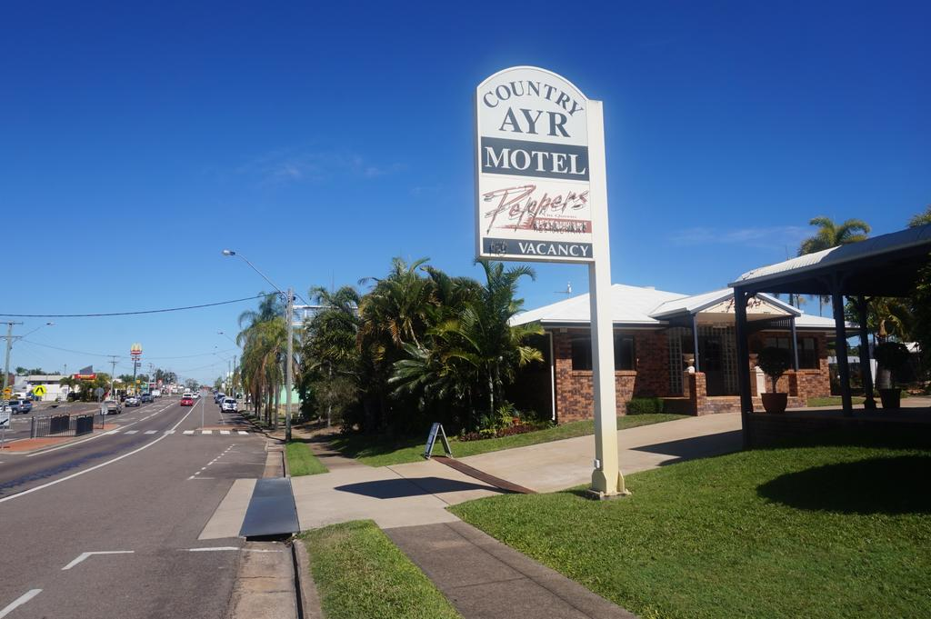 Country Ayr Motel And Breakfast - Townsville Tourism