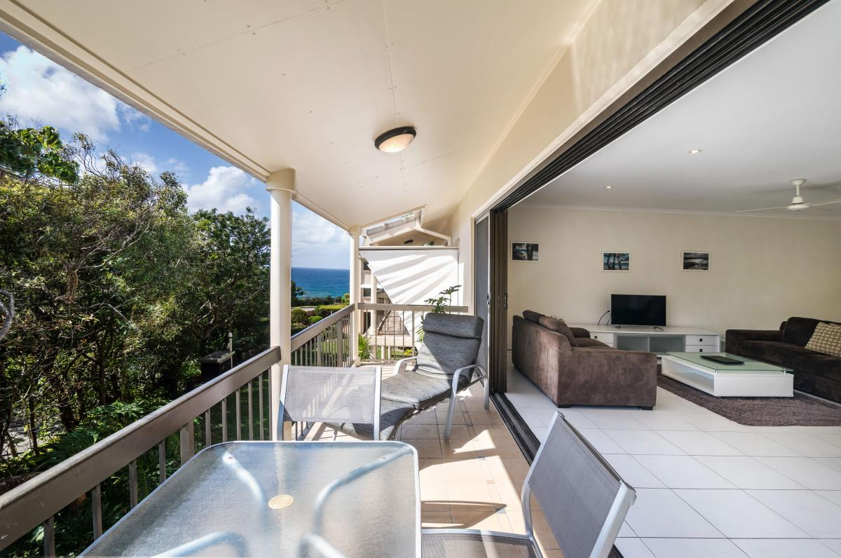 Sunseeker Holiday Apartments - Townsville Tourism