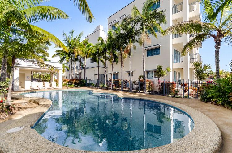 Madison Ocean Breeze Apartments - Townsville Tourism