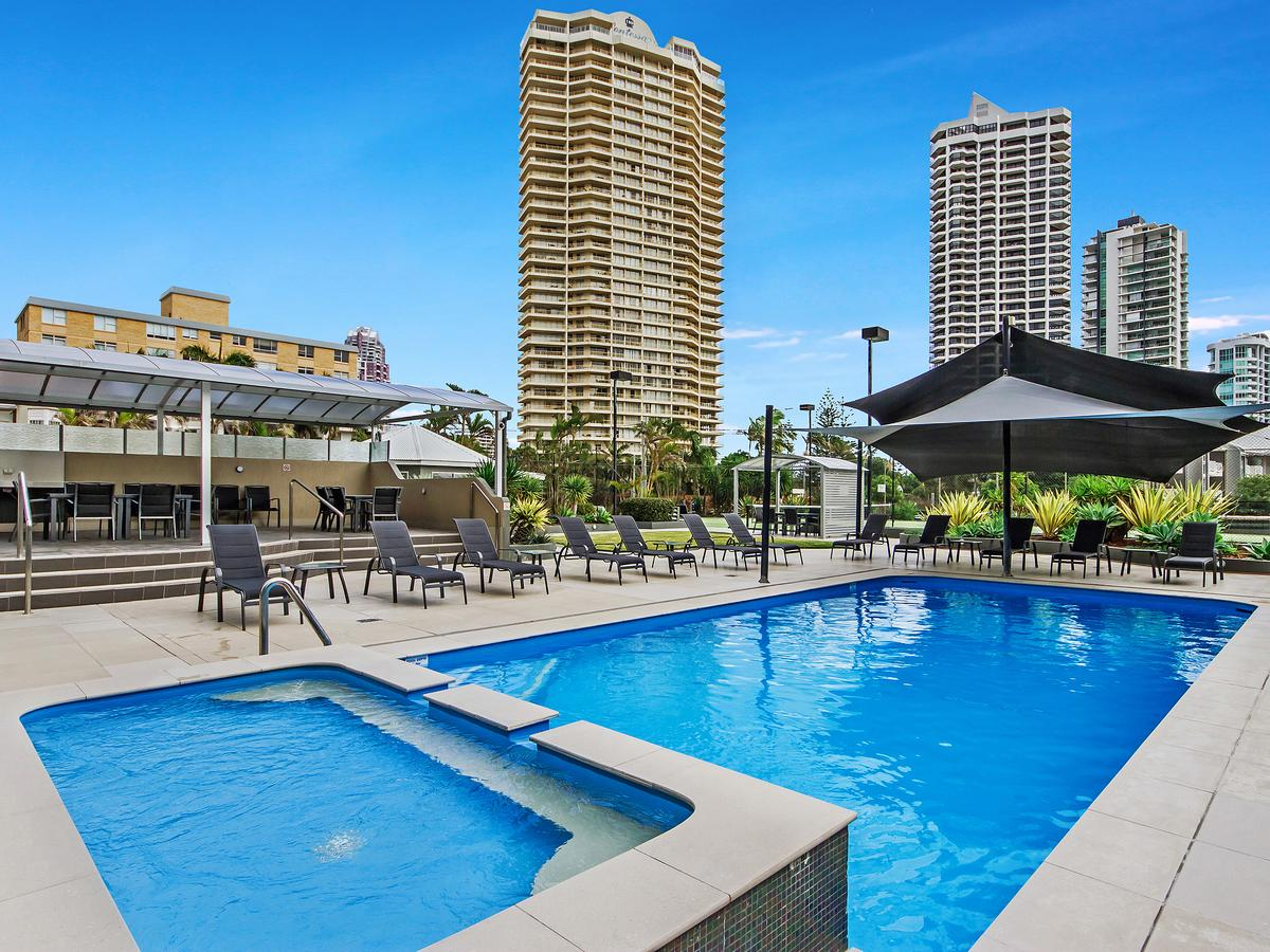 Sunbird Beach Resort - Townsville Tourism