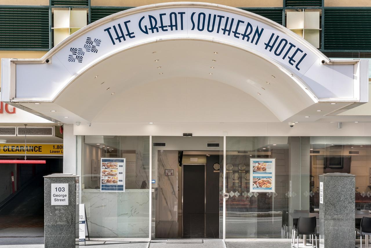 Great Southern Hotel Brisbane - Townsville Tourism