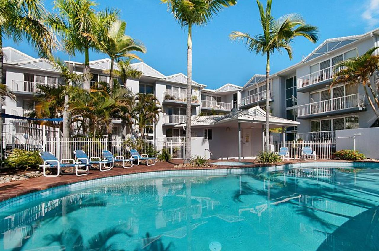 Champelli Palms Apartments - Townsville Tourism