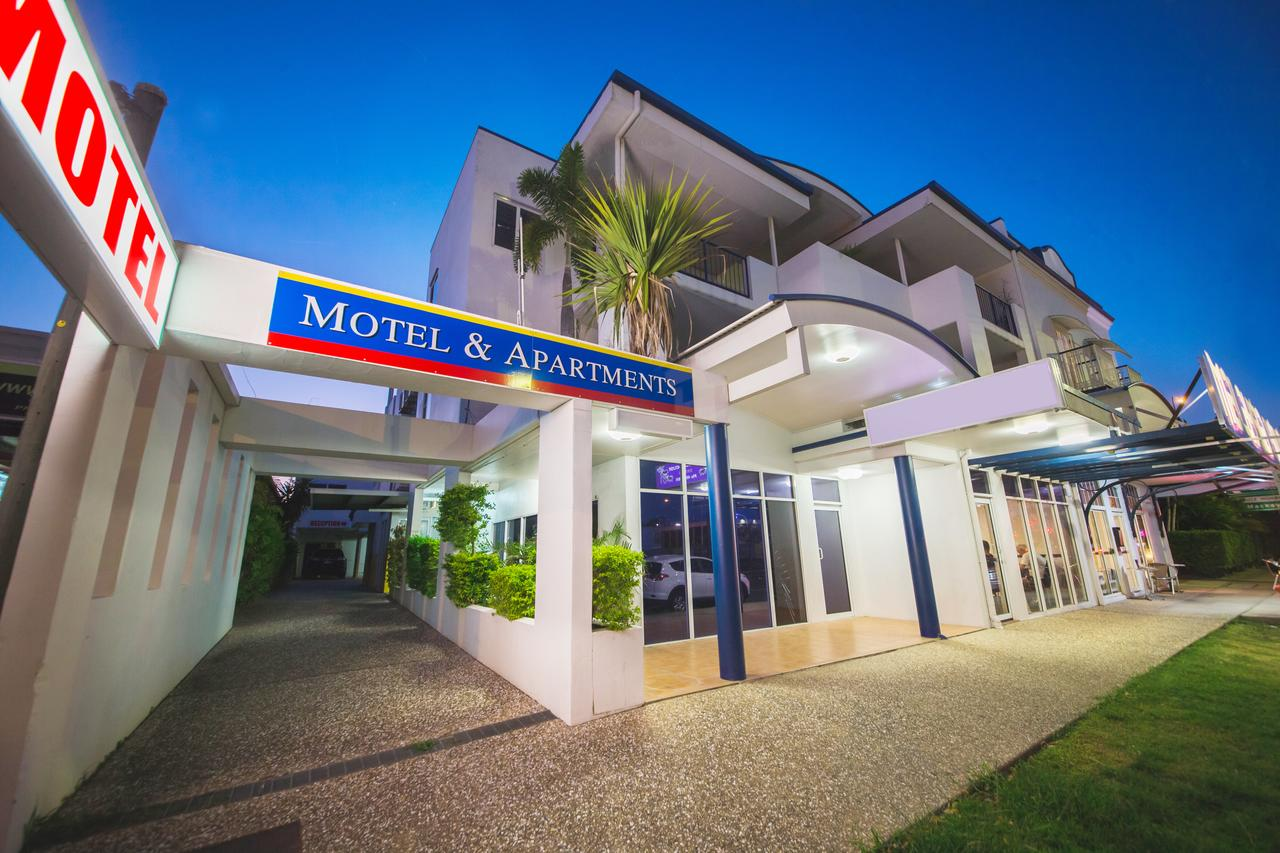 Cosmopolitan Motel  Serviced Apartments - Townsville Tourism