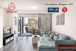 Art-Inspired Designer APT in the vibrant area - Townsville Tourism